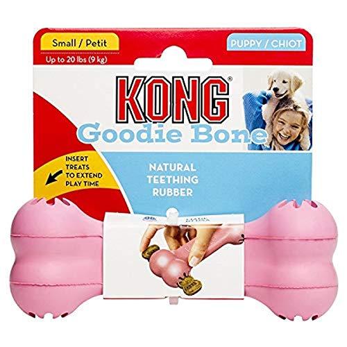 Hueso de juguete para cachorros de Kong