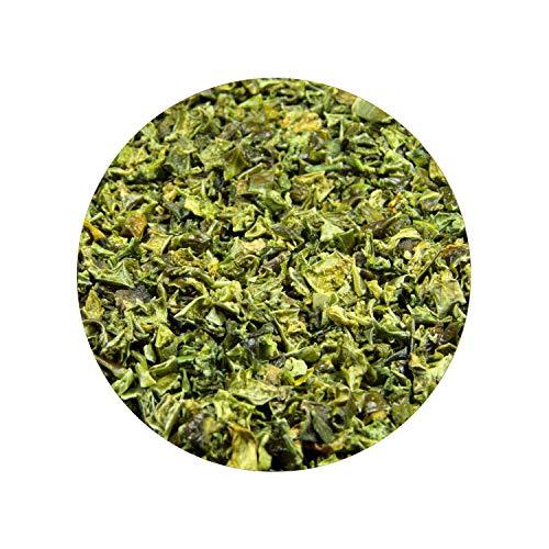 Holyflavours   Paprika Flocken Grün 9 Mm   Hochwertige Kräuter   Bio-zertifiziert   Natürliches Superfood