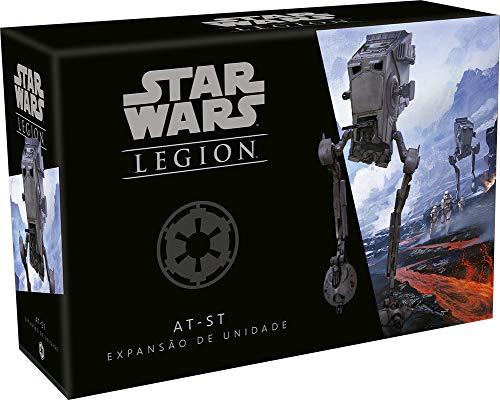 Wave 1 - At-st - Expansão De Unidade, Star Wars Legion Galápagos Jogos Multicor