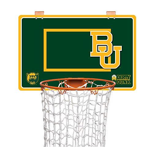 The Dunk Collection The Dirty Dunk Basketballkorb mit Basketballkorb, über der Tür, Baylor Bears, NCAA (00055)
