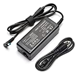 65w AC Adapter Laptop Charger for HP EliteBook 840 G3 G4 G5 850 G3 820 725 745 755 X360; Chromebook 11 14 G3 G4 G5 probook 640 650 G2 430 440 450 G3 G4 Power Supply Cord 15-f009wm 15-f023wm