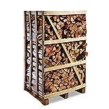 Premium Brennholz Buche kammergetrocknet 1