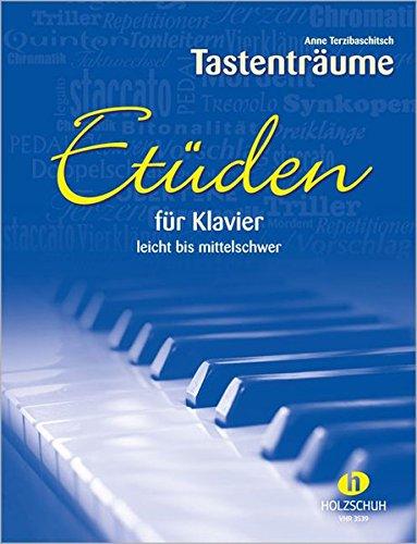 Etüden für Klavier: leicht bis mittelschwer: 52 kurze Etüden, leicht bis mittelschwer