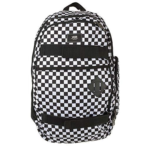 Mochila Vans Transient III Ska Checkerboard Negro Sin Talla