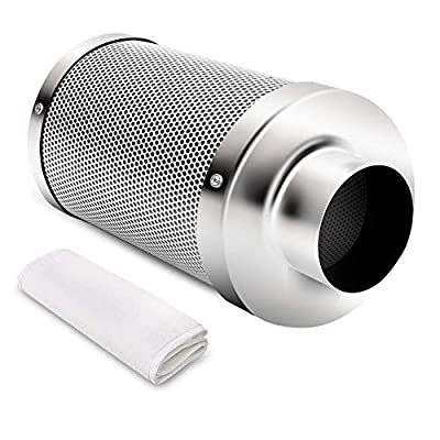 iPower Air Carbon Filter with Australia Virgin