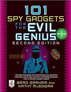 101 Spy Gadgets for the Evil Genius 2/E