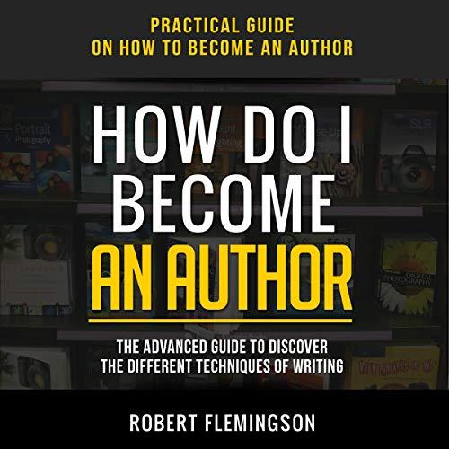 How Do I Become an Author cover art