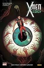X-men legacy - Tome 04 de SPURRIER-S