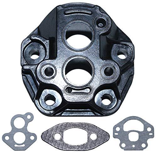 AUMEL Adattatore carburatore collettore di aspirazione per Husqvarna 235 235e 236 235e 240 240e Sostituzione della Motosega 577636501.
