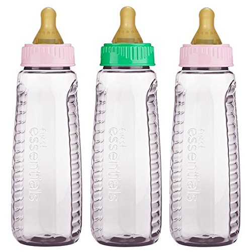 First essentials silicone bottle review