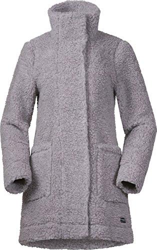 Bergans Oslo Wool Loose Fit Jacket Women - Modischer Wollmantel