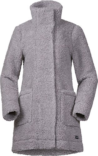Bergans Oslo Wool Loose Fit Jacket Women - Modischer Wollmantel