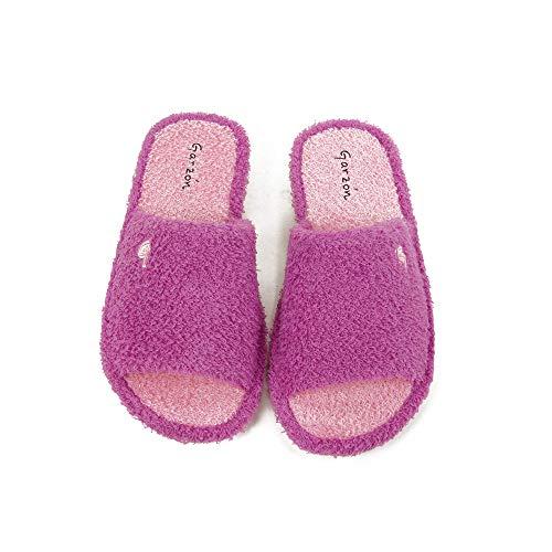 GARZON - Zapatilla CASA P410-RO para: Mujer Color: Rosa Talla: 38