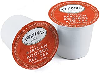 Twinings African Rooibos Tea Keurig K-Cups, (2) boxes of 24