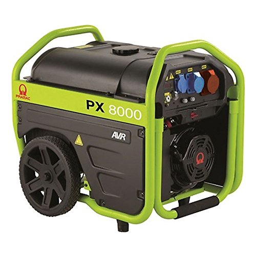 Pramac Stromerzeuger PX 8000 T Serie PX 230V/400V Stromerzeuger 8018539071813
