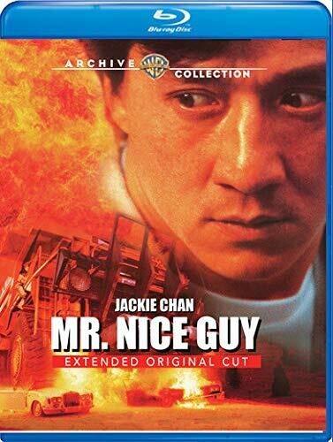 Blu-Ray - Mr Nice Guy [Edizione: Stati Uniti] (1 BLU-RAY)