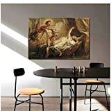 Sanwooden Peter Paul Rubens Poster Vintage Leinwand Malerei