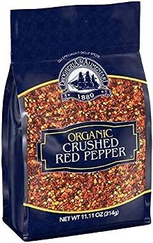 Drogheria & Alimentari Organic Crushed Red Pepper, 11.11 oz