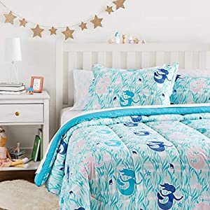 51cI41cvpwL._SS300_ Mermaid Bedding Sets & Comforter Sets