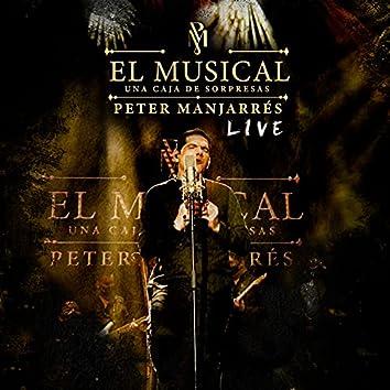 El Musical, Una Caja de Sorpresas (Live)