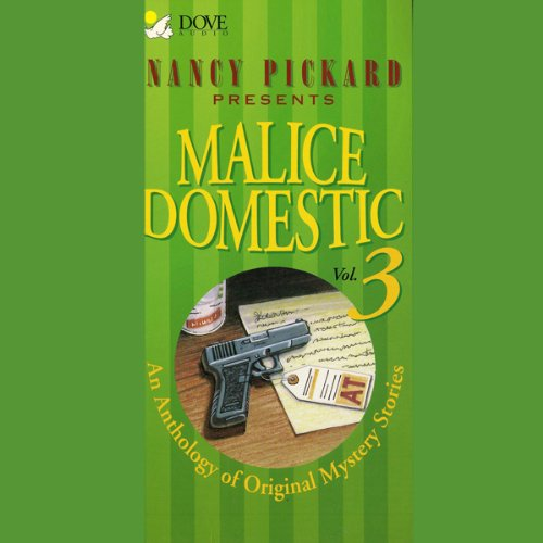 Malice Domestic 3 audiobook cover art