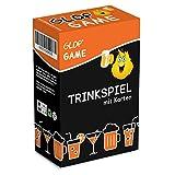 Glop Game - Trinkspiel - Partyspiel - Kartenspiel - Spieleabend - Saufspiel - Brettspiel - 100 Spielkarten -