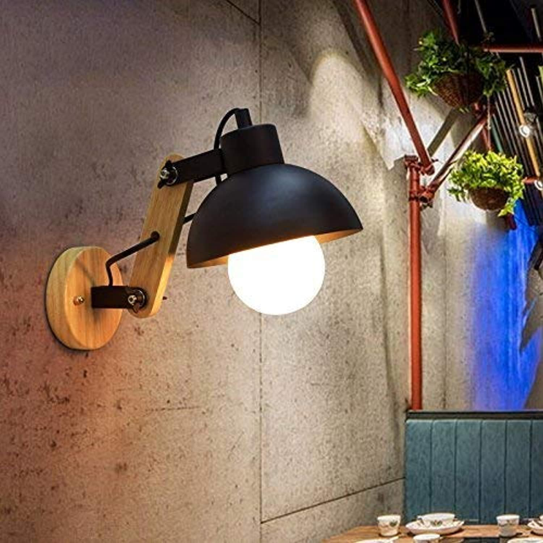 precio razonable Dormitorio Moderno Minimalista Minimalista Minimalista Lámpara De Mesilla Salón Lámpara De Lectura Habitación Nios Dormitorio Negro Lámpara De Parojo Retráctil  apresurado a ver
