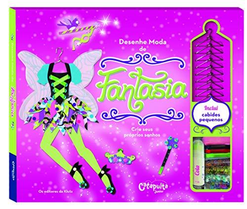 Desenhe moda de fantasia