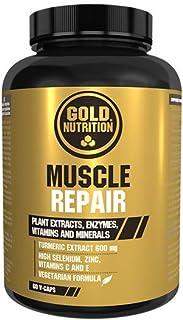 Goldnutrition Muscle Repair. 60 cápsulas. Recuperación