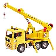 Bruder 02754 MAN TGA Crane Truck