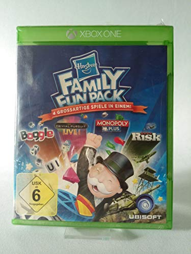 Hasbro Family Fun Pack
