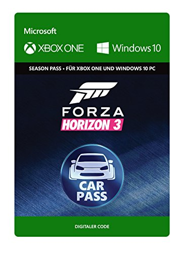 Forza Horizon 3 Car Pass [Xbox One/Windows 10 PC - Download Code]