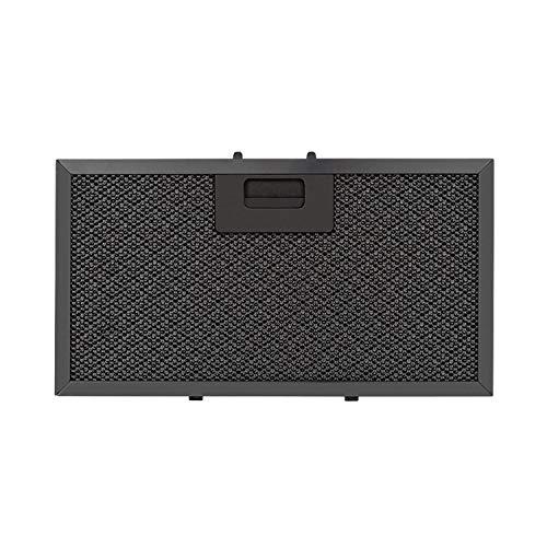 KLARSTEIN Paolo 72 - filtre à graisse en aluminium 30,9 x 16,8 cm filtre de rechange remplacement accessoire noir