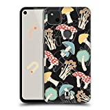 Head Case Designs Mixed Mushroom Sprouts Hard Back Case and Matching Wallpaper Compatible with Google Pixel 4a