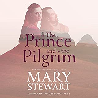 The Prince and the Pilgrim audiobook cover art