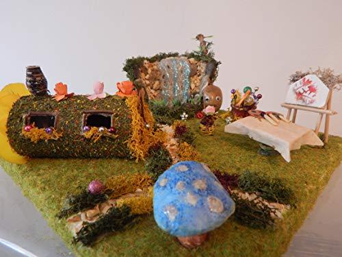Miniatur - Elfen - Feen - Landschaft, Teil 3