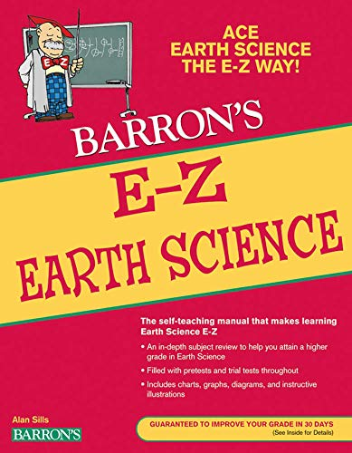 Compare Textbook Prices for E-Z Earth Science Barron's E-Z Series Fifth Edition ISBN 9780764144646 by Sills, Alan