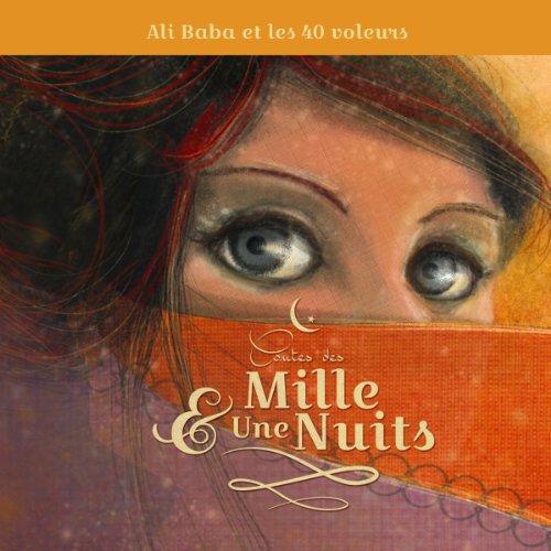 Ali Baba et les 40 voleurs audiobook cover art