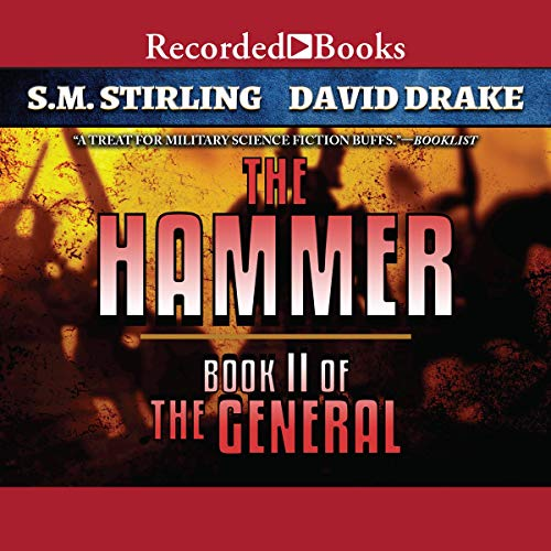 The Hammer audiobook cover art