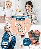 hej hej! Skandinavisch häkeln für Groß und Klein: Doppelt hyggelig: 2 Bücher im Schuber: Doppelt hyggelig: 2 Bücher im Doppelpack
