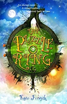 The Puzzle Ring by [Kate Forsyth]