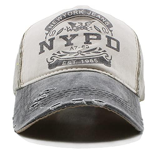 Gorra Gorra de béisbol para Adultos Sombrero Snapback Gorra...