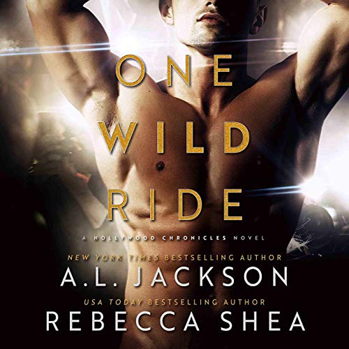 One Wild Ride audiobook cover art