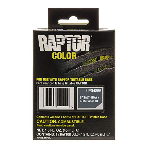 U-Pol Raptor Color Tint Pouches - Basalt Gray