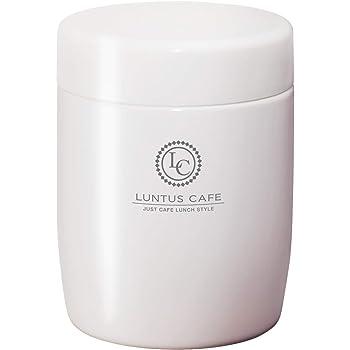 アスベル 保温ランチジャー ホワイト 250ml ランタス ステンレス保温・保冷スープボトルS HLB-SR250
