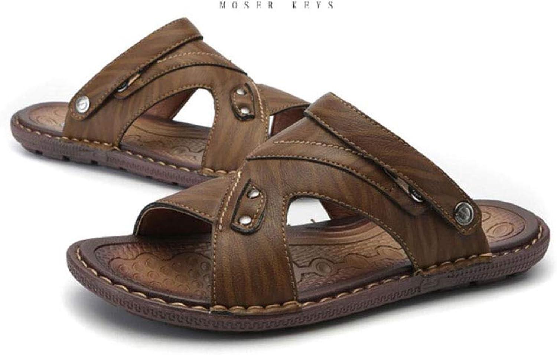 Skor för icke -glidande sandaler strand skor Casual No No No -Slip herrar Sandals and Slippers  mycket populär