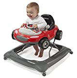 Storkcraft Mini-Speedster Activity Walker Red Interactive Walker with...