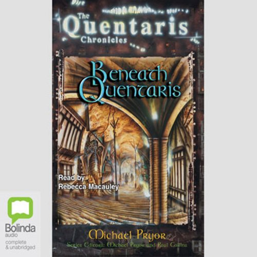 Beneath Quentaris cover art