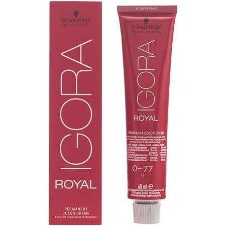 Schwarzkopf Igora Royal Permanent Hair Color - 8-77 Light ...