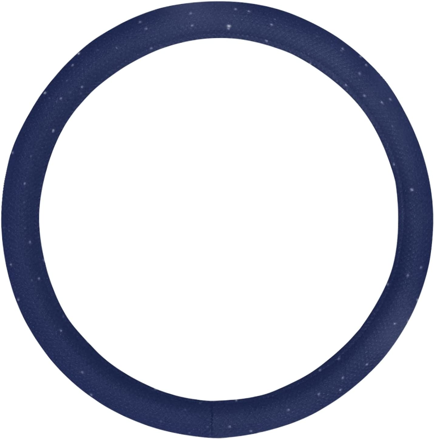 AIKENING Long-awaited Steering Wheel Cover Men Night Sky Max 58% OFF Blue Tree Meteor of